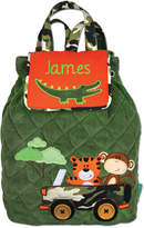 Stephen Joseph Safari Personalized Backpack