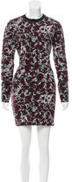 Balenciaga Jacquard Mini Dress w/ Tags