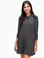Splendid French Terry Sweatshirt Dress