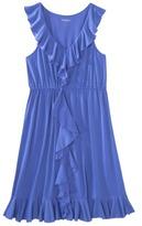 Merona Petites Sleeveless Ruffle Dress - Assorted Colors