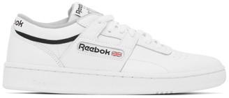 Reebok Classics White Club Workout Sneakers