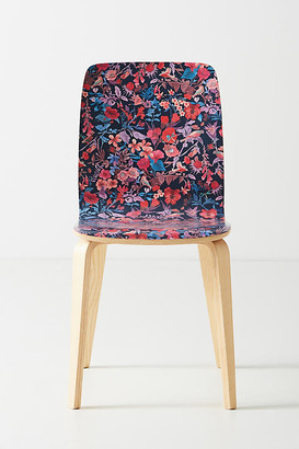 Anthropologie Eliana Tamsin Dining Chair By in Blue