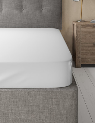 Marks and Spencer 750 Thread Count Luxury Supima Cotton Sateen Fitted Sheet