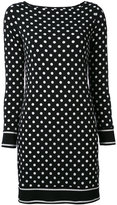 MICHAEL Michael Kors polka-dot dress - women - Polyester/Spandex/Elastane - XS