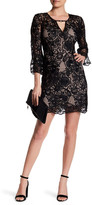 Yoana Baraschi Vendome Lace Tunic Dress
