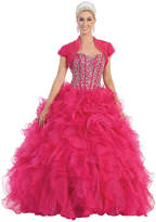 Asstd National Brand Princess Like Quinceanera Formal Ball Gown - Juniors
