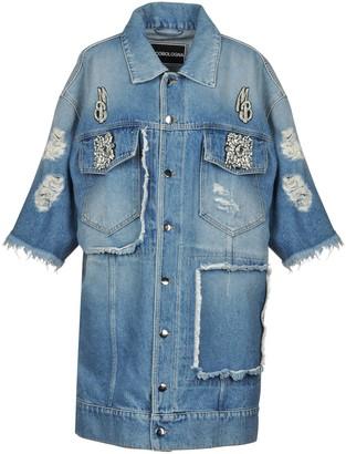 MARCO BOLOGNA Denim outerwear
