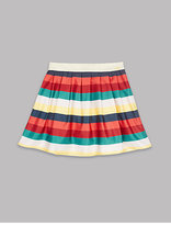 Autograph Striped Skirt (3-14 Years)