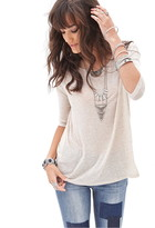Forever 21 Classic Knit Tee