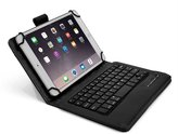 Cooper Cases keyboard case, COOPER INFINITE EXECUTIVE 2-in-1 Wireless Bluetooth Keyboard Magnetic Leather Travel Cases Cover Holder Folio Portfolio + Stand