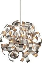 Wade Logan Juliet 5-Light Unique Globe Pendant