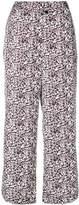 Christian Wijnants Parish floral trousers