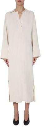 Lemaire V-Neck Dress