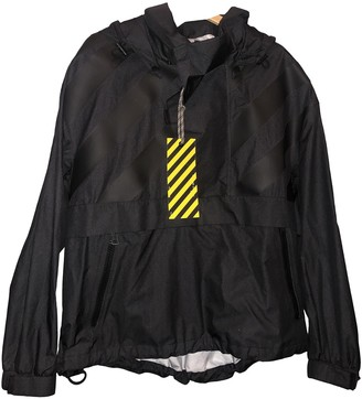 Moncler X Off White Moncler X Off-white Black Polyester Jackets