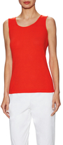 Lafayette 148 New York Solid Scoopneck Shell