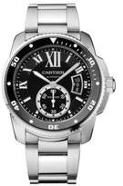 Cartier Calibre de Diver Stainless Steel Bracelet Watch