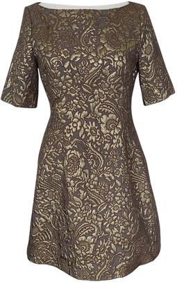 Baum und Pferdgarten Gold Synthetic Dresses