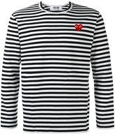 Comme des Garcons Breton stripe T-shirt - men - Cotton - M