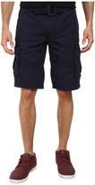 DKNY Mini Ripstop Cargo Shorts in Classic Navy