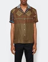 Pierre Louis Mascia Aloe SS Shirt Brown