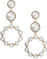 Thumbnail for your product : Elizabeth Cole | Marge Earrings