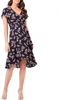 Ripe Rosa Tie Front Dress