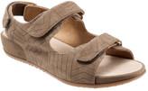 SoftWalk Women's Dana Point Quarter Strap Sandal