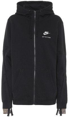 Alyx x Nike cotton-blend jacket
