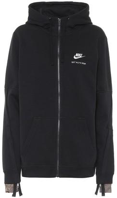 Alyx x Nike cotton-blend jacket