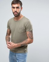 Lee Plain Chest Pocket T-Shirt