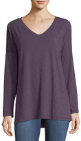 Allen Allen Drop-Shoulder Long-Sleeve Tee