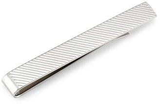 David Donahue Sterling Silver Tie Slide