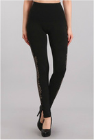 M. Rena High Waisted Lace Legging