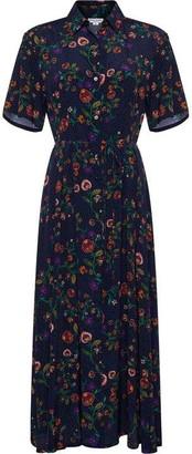 Great Plains Colette Flower Shirt Dress
