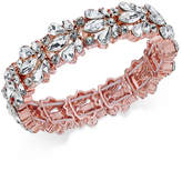 Charter Club Crystal Stone Stretch Bracelet, Created for Macy's
