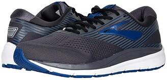 Brooks Addiction 14 (Blackened Pearl/Blue/Black) Men's Running Shoes