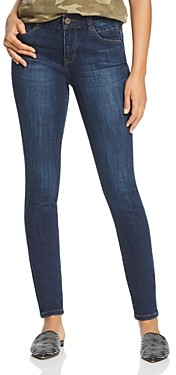 Jag Jeans Cecilia Skinny Jeans in Medium Indigo