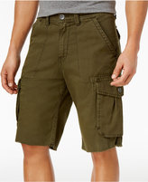 "True Religion Men's Weekender Cotton Cargo 12.5"" Shorts"
