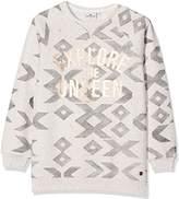 Tom Tailor Kids Girl's Copper Print Sweatshirt