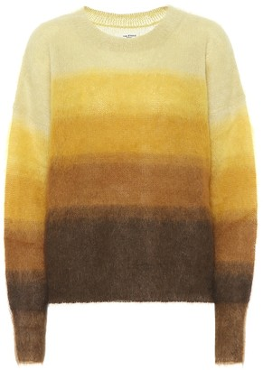 Etoile Isabel Marant Drussell mohair-blend sweater