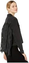 Mavi Jeans Luna Jacket in Fringe Gold Icon (Fringe Gold Icon) Women's Jacket