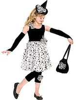 JCPenney Girls Polka Dot Witch Costume