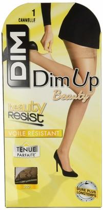 Dim Women's UP RESIST TRANS Hold-up Stockings 20 DEN