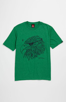 Quiksilver 'True North' Graphic T-Shirt (Big Boys)