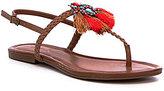 Jessica Simpson Kyran Detailed Flat Sandals