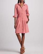 Eileen Fisher Linen Shirtdress, Women's
