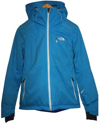 The North Face Blue Coat for Women