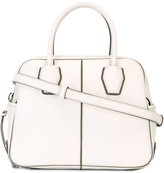 Tod's shoulder strap tote bag - women - Calf Leather - One Size