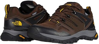 The North Face Hedgehog Fastpack II Waterproof (Zinc Grey/Bamboo Yellow) Men's Shoes