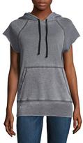 IRO Lacee Drawstring Hooded Sweatshirt